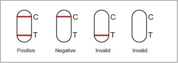 Result Interpretation of COVID-19 Neutralizing Antibody Rapid Test